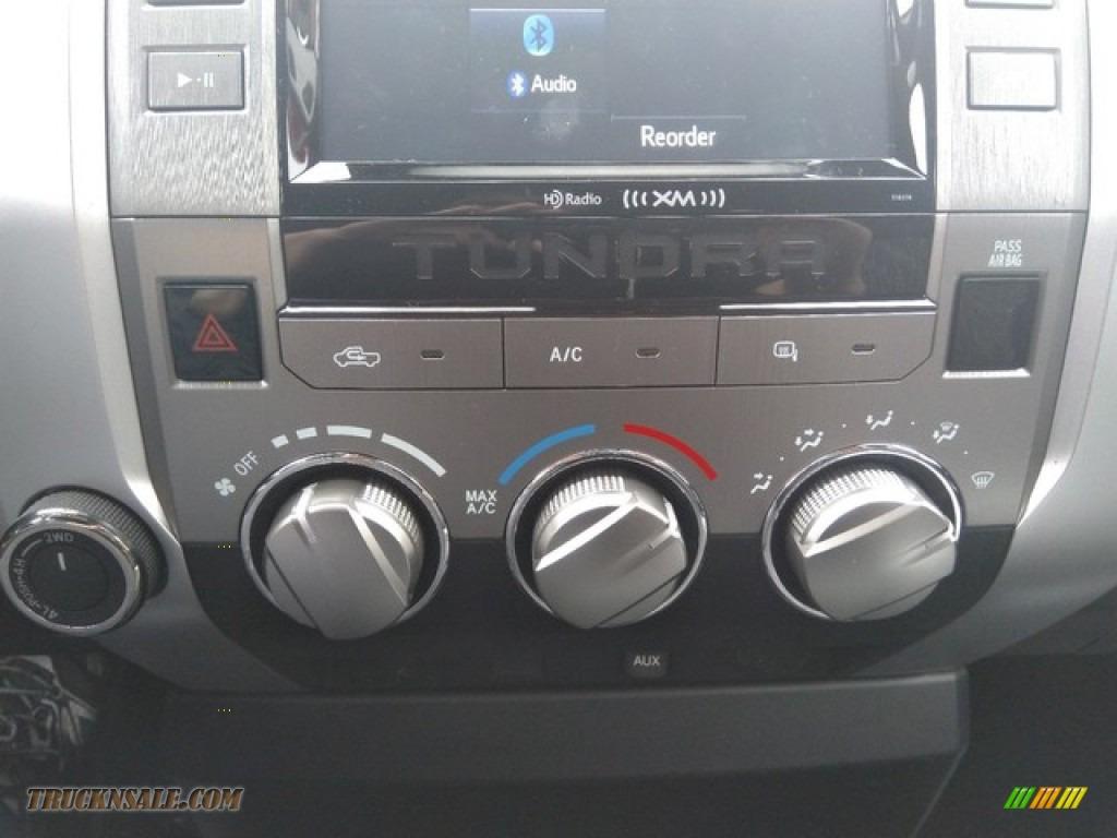 2019 Tundra SR5 Double Cab 4x4 - Magnetic Gray Metallic / Graphite photo #21
