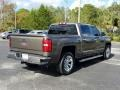 GMC Sierra 1500 SLT Crew Cab Bronze Alloy Metallic photo #5