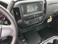 Chevrolet Silverado 3500HD Work Truck Crew Cab 4x4 Chassis Summit White photo #10