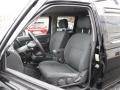 Nissan Frontier XE V6 Crew Cab 4x4 Super Black photo #14