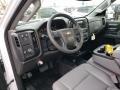 Chevrolet Silverado 3500HD Work Truck Regular Cab 4x4 Dump Truck Summit White photo #7