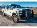 Ford F250 Super Duty XL Crew Cab 4x4 Oxford White photo #1