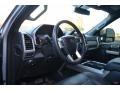 Ford F250 Super Duty Lariat Crew Cab 4x4 Ingot Silver photo #10