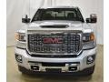 GMC Sierra 2500HD Denali Crew Cab 4WD Quicksilver Metallic photo #4