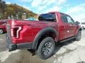Ford F150 SVT Raptor SuperCab 4x4 Ruby Red photo #2
