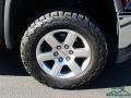 GMC Sierra 1500 SLT Crew Cab 4x4 Onyx Black photo #9