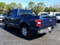 Ford F150 XLT SuperCab Blue Jeans photo #3