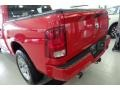 Dodge Ram 1500 Express Crew Cab 4x4 Flame Red photo #3