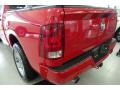 Dodge Ram 1500 Express Crew Cab 4x4 Flame Red photo #9
