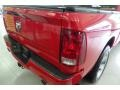 Dodge Ram 1500 Express Crew Cab 4x4 Flame Red photo #10