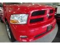 Dodge Ram 1500 Express Crew Cab 4x4 Flame Red photo #12