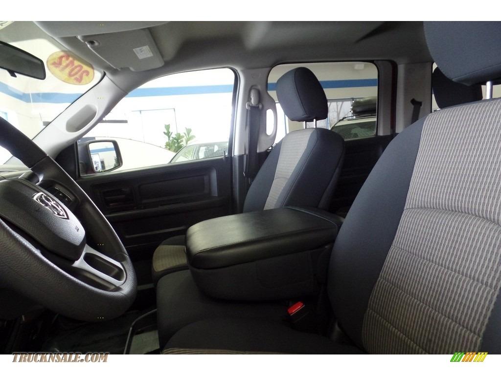 2012 Ram 1500 Express Crew Cab 4x4 - Flame Red / Dark Slate Gray/Medium Graystone photo #16