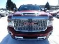 GMC Sierra 2500HD Denali Crew Cab 4WD Red Quartz Tintcoat photo #2