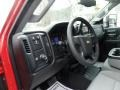 Chevrolet Silverado 3500HD Work Truck Crew Cab 4x4 Red Hot photo #21
