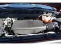 GMC Sierra 1500 AT4 Crew Cab 4WD Red Quartz Tintcoat photo #9