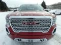 GMC Sierra 1500 Denali Crew Cab 4WD Red Quartz Tintcoat photo #2