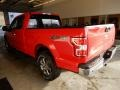 Ford F150 XLT SuperCab 4x4 Race Red photo #3