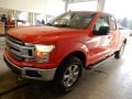 Ford F150 XLT SuperCab 4x4 Race Red photo #4