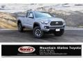 Toyota Tacoma TRD Sport Access Cab 4x4 Cement Gray photo #1