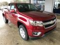 Chevrolet Colorado LT Extended Cab Cajun Red Tintcoat photo #11