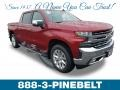 Chevrolet Silverado 1500 LTZ Crew Cab 4WD Cajun Red Tintcoat photo #1