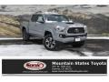 Toyota Tacoma SR Double Cab 4x4 Magnetic Gray Metallic photo #1