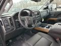Chevrolet Silverado 3500HD LTZ Crew Cab 4x4 Black photo #7