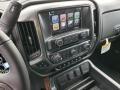 Chevrolet Silverado 3500HD LTZ Crew Cab 4x4 Black photo #10
