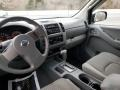 Nissan Frontier SE Crew Cab 4x4 Radiant Silver photo #8