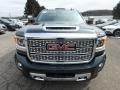 GMC Sierra 2500HD Denali Crew Cab 4WD Dark Slate Metallic photo #2