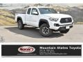 Toyota Tacoma TRD Sport Access Cab 4x4 Super White photo #1