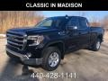 GMC Sierra 1500 SLE Double Cab 4WD Onyx Black photo #1