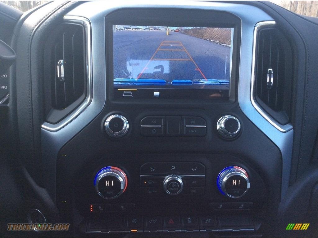 2019 Sierra 1500 SLE Double Cab 4WD - Onyx Black / Jet Black photo #20