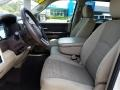 Dodge Ram 1500 SLT Crew Cab Stone White photo #9