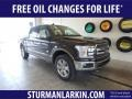 Ford F150 King Ranch SuperCrew 4x4 Magma Red photo #1