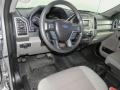 Ford F250 Super Duty XLT Crew Cab 4x4 Ingot Silver photo #28
