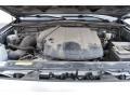 Toyota Tacoma V6 Double Cab 4x4 Silver Sky Metallic photo #9