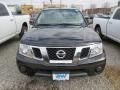 Nissan Frontier SV Crew Cab 4x4 Magnetic Black photo #5