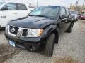 Nissan Frontier SV Crew Cab 4x4 Magnetic Black photo #8