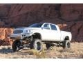 Dodge Ram 2500 Laramie Mega Cab 4x4 Bright Silver Metallic photo #1