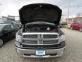Dodge Ram 1500 Big Horn Quad Cab 4x4 Black photo #5