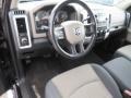 Dodge Ram 1500 Big Horn Quad Cab 4x4 Black photo #26