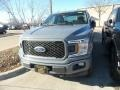 Ford F150 XL SuperCab 4x4 Abyss Gray photo #1