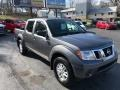 Nissan Frontier SV Crew Cab 4x4 Gun Metallic photo #4