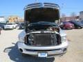 Dodge Ram 2500 SLT Quad Cab 4x4 Bright Silver Metallic photo #7