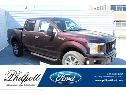 Magma Red 2019 Ford F150 XL SuperCrew 4x4