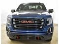 GMC Sierra 1500 AT4 Double Cab 4WD Pacific Blue Metallic photo #4