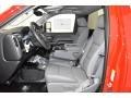 GMC Sierra 2500HD Regular Cab 4WD Cardinal Red photo #6