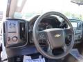 Chevrolet Silverado 3500HD Work Truck Crew Cab 4x4 Chassis Summit White photo #16