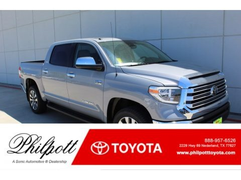 Cement 2019 Toyota Tundra Limited CrewMax 4x4